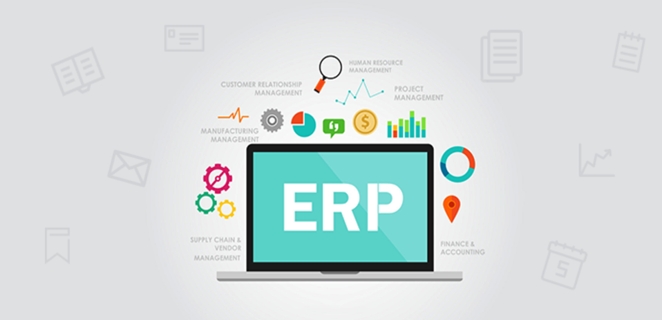 What is the importance of an ERP system to grow your business?