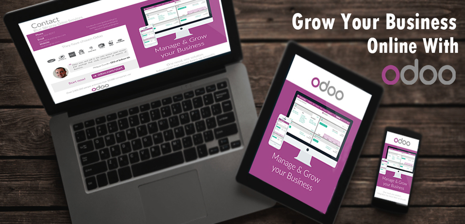 What is Odoo ERP and why it is the best choice for small and mid scaled companies?